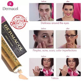 Maquillaje Dermacol Base Legendaria De Pelicula