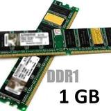 Memorias Ram Ddr1 1gb