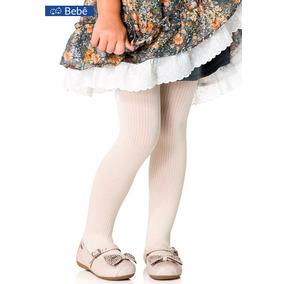 01087f606 Meia Calça Infantil Trifil Canelada Fio 50 8 Meses A 2 Anos