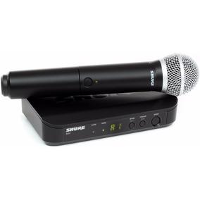 Microfono Inalambrico Shure Blx24, Sm58
