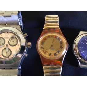 62a3d6a0853 Relógio Swatch 007 Villain Collection Pulso Parana Rio Grande Do Sul ...