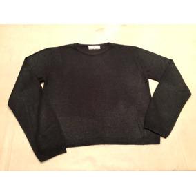 Sweater Tipo Bremer Muy Suave Talle L Corto Muy Bueno e05b2184b2e0