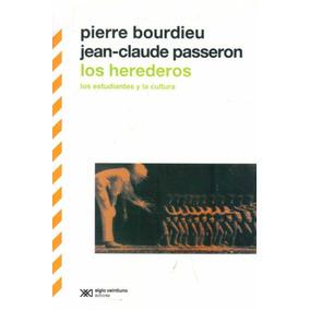Los Herederos - Bourdieu, Pierre
