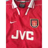 Camisa Futebol Time Arsenal Inglaterra Raridade Colecionador cbbbfd1c64dae