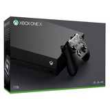 Consola Xbox One X 1tb + 3 Meses De Xbox Live