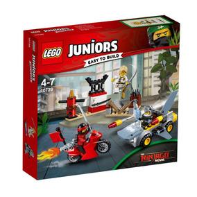 Lego Ninjago Movie Pelea En Vehículos - Encontralo.shop