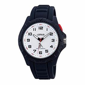 Reloj Lorus By Seiko R2395jx9 Hombre Negro 100m Garantia