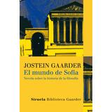 Mundo De Sofía - Jostein Gaarder - Ed. Grupal