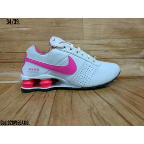 e198a441054 Tenis Rodinha Tamanho 38 Botinha Nike Shox - Tênis no Mercado Livre ...