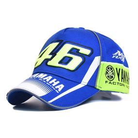 Boné Yamaha Valentino Rossi Vr 46 - Bonés Masculinos no Mercado ... 7bd73a3062a