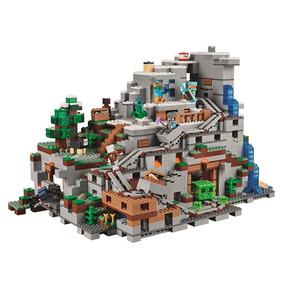 Lego Lego Minecraft - A Caverna Da Montanha