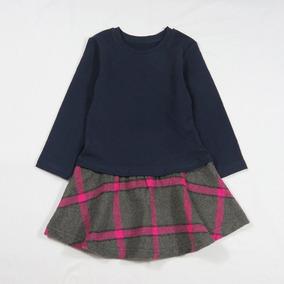 Vestido Corto Casual Talla 5- 79