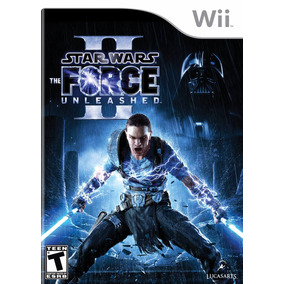 Guerra Estrelas Star Wars Force Unleashed 2 Nintendo Wii