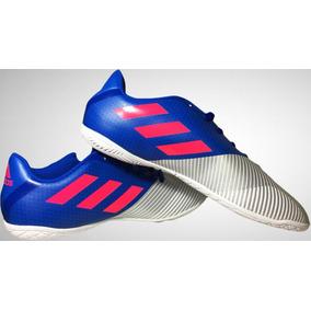 Chuteiras Adidas de Futsal para Adultos Cor Principal Cinza Claro em ... 617776023641c