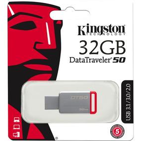 Memoria Usb 32 Gb Datatraveler Usb 3.0 Flash Drive Kingston
