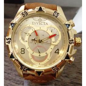 Relógio Masculino Luxo Grande, Pesado, Novo, Fotos Reais!!
