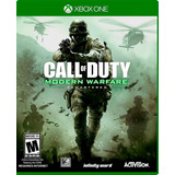 Call Of Duty Modern Warfare X1 Remasterizado - Nuevo