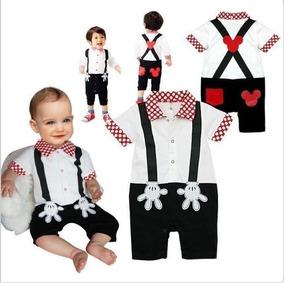 Mameluco Traje Bebe Ropa Para Bebes - Ropa para Bebés en Mercado ... 10515d4ce4f