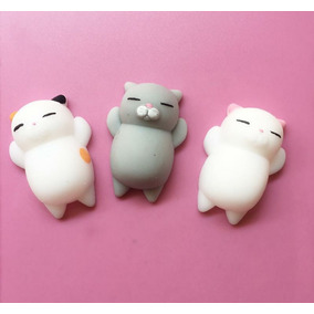 Squishy De Gato Figura Anti Estrés