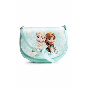 Cartera Frozen H&m Bandolera Elsa Y Ana Nuevas