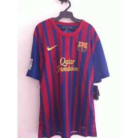 f23ca9dd78e3c Jersey Nike Original Del Fútbol Club Barça Firmada Por Messi