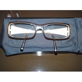 Armacao Oculos Dolce Gabbana Bege Escuro Areia. Rio Grande do Sul · Óculos  De Grau Dg 449b10722f