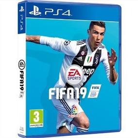 Fifa 19 Ps4 Disco Fisico Sellado Español Easybuy Ya Stock!!