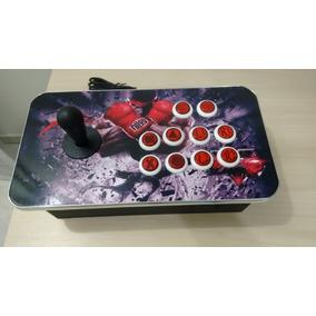 Controle Arcade Play2 Ou Para Play3/4/pc- Temos De Xbox360