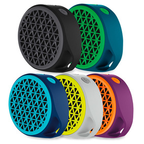 Parlante Logitech Bluetooth Mod. X50 Varios Colores