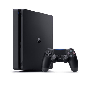 Ps4 Slim 1tb Playstation 4 + 1 Control + Envios Gratis