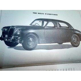 1953 Riley Pathfinder Workshop Manual En Ingles Unico