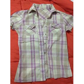 de298c237be6 Camisa A Cuadros Mujer - Camisas de Mujer en Mercado Libre Uruguay