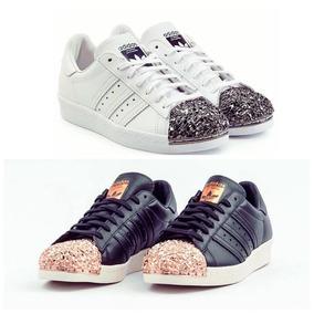 49f16e073546a Adidas Superstar Punta Metalica - Zapatillas Urbanas Adidas de Mujer ...