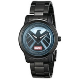 Reloj Marvel Mens Agents Of Shield W001649