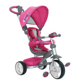 Triciclos Para Bebe 4 En 1 Astro 1309 Rosado - Fama