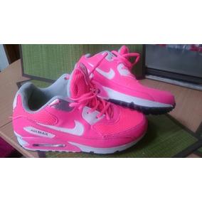 Championes Nike Dama Nuevos Color Primario Rosa Championes Nike de