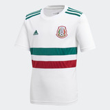 Jersey Oficial Playera Selección México Futbol 2018 adidas