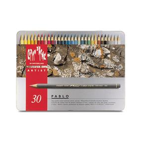 Lapices De Colores Caran D´ache Pablo Artist 30un - 666330