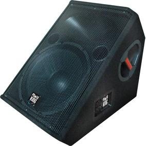 Monitor De Piso Pasivo Gx-15mp 300 Rms Powerking
