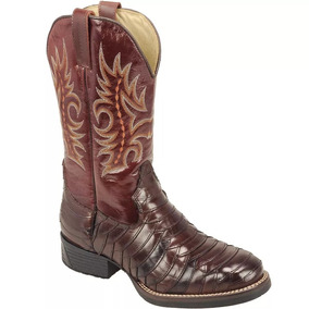 Bota Country Masculina Texana Silverado Escamada /4085esc