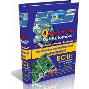 Libro Digital Circuitos Electrónicos En El Automóvil-pdf-dvd