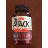 Tribulus + Cafeina Attack. Made In Usa. 70% Saponinas