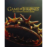 Blu Ray Original Game Of Trones La Segunda Temp Completa