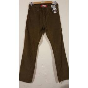 Pantalón Levis De Pana Juvenil Talla 16 28x28