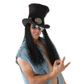 Slash Guitarrista Sombrero en Mercado Libre México 86c747ad7e5
