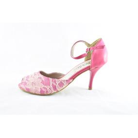 Calzado Zapato De Baile Danza Salsa Bachata Merengue Tango