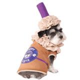 Traje De Mascota De Latte De Rubie Cachorro