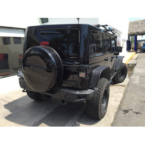 Jeep Rubicon Unlimited Rubicon Modificadisimo 2015