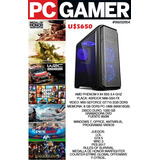 Pc Gamer - Computadora Gamer Para Juegos Y Mas
