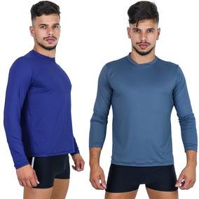 Camisa Social Praia - Camisa Manga Longa Masculinas no Mercado Livre ... 036d47752f0dd